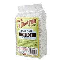 Bob's Red Mill Small Pearl Tapioca (4-24 OZ)