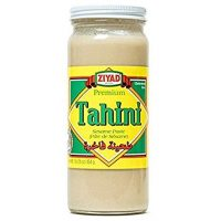 Ziyad Tahini Imported (16 OZ, Pack - 1)
