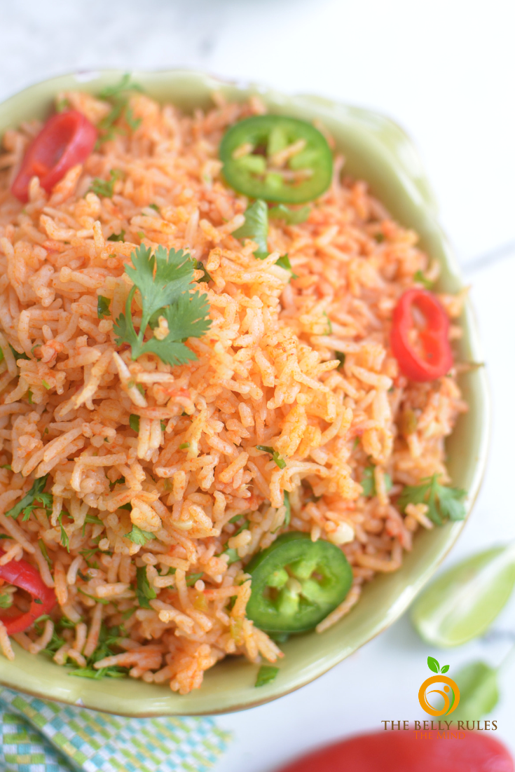 Easy Spanish Rice (Easy Spanish Rice) Recipe