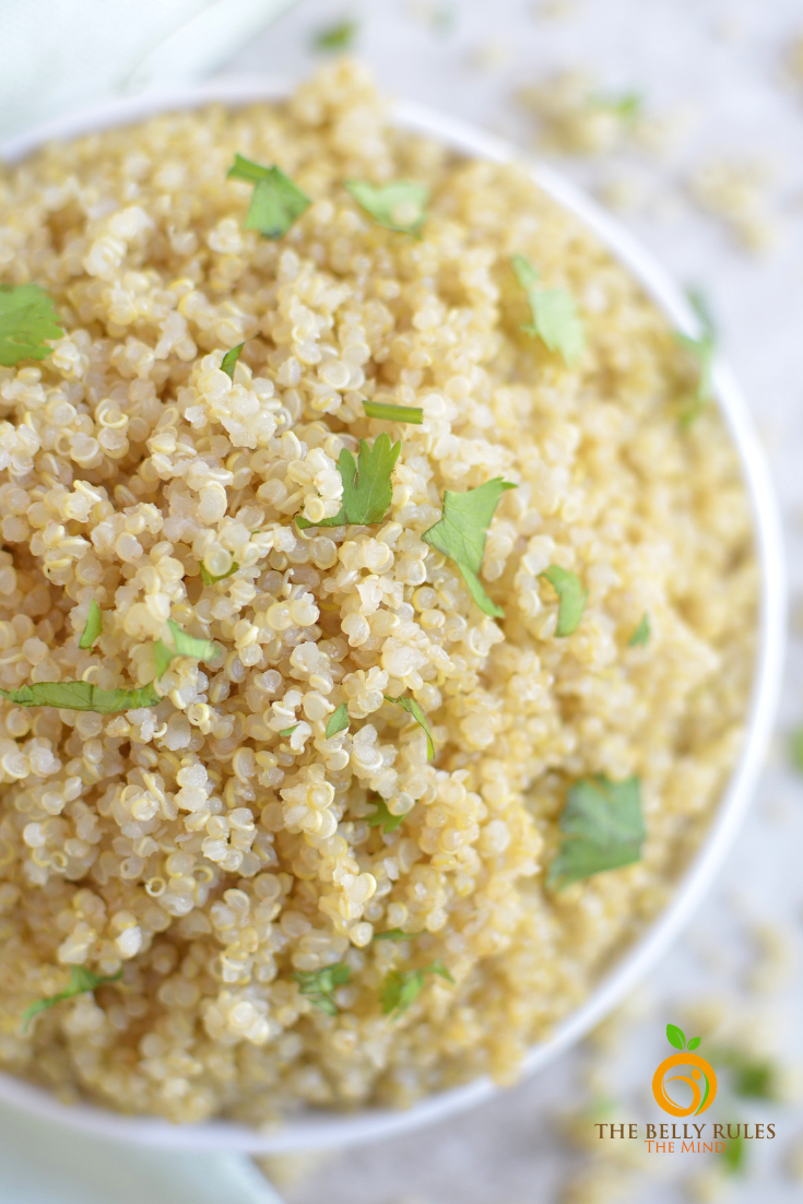 How to cook perfect Quinoa in Instant Pot