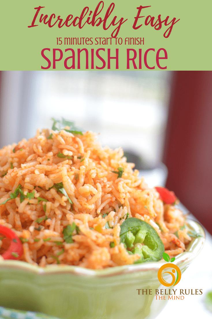 If you're looking for something new to spice up your ordinary dinner routine, then our Quick and Easy and Way Better than Resturant Spanish Rice is just what you need. You'll have a stress-free dinner on the table in no time! Instant pot Spanish Rice is an excellent side dish for just about any meal and so much tastier than boxed, and it comes together with just a few ingredients and minimal effort.
