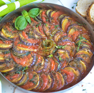 Easy Instant Pot Ratatouille Recipe