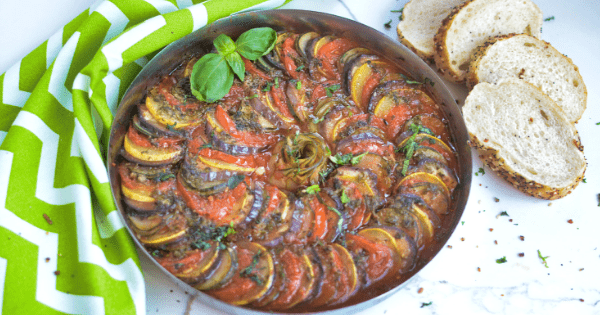 Easy Instant Pot Ratatouille Recipe