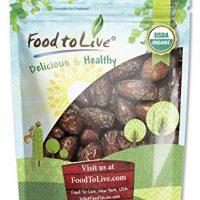 Organic Medjool Dates, 2 Pounds
