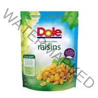 DOLE CALIFORNIA GOLDEN RAISINS 12 Ounce