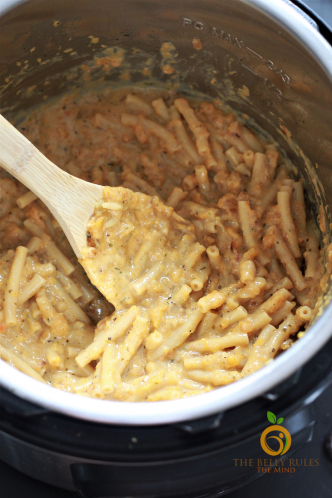 mac and cheese in instant pot