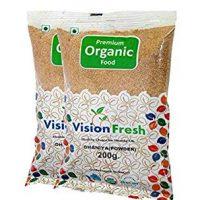 Organic Coriander Powder / Dhaniya Powder -Indian Spices, Pack of 2 (200 Gram Each)