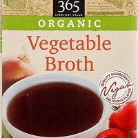 365 Everyday Value, Organic Vegetable Broth, 48 fl oz