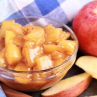 Cinnamon Apple Pie Filling Recipe