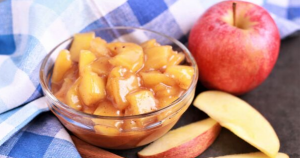 Cinnamon Apple Pie Filling