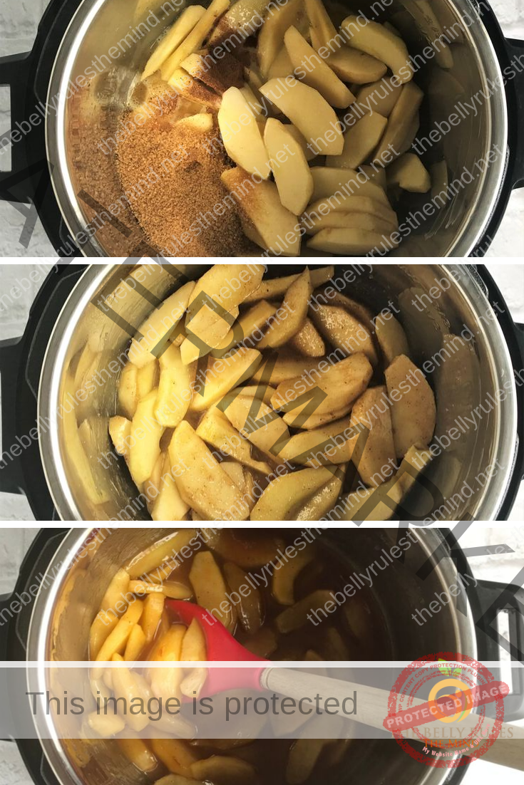 how to make apple pie filling recipe