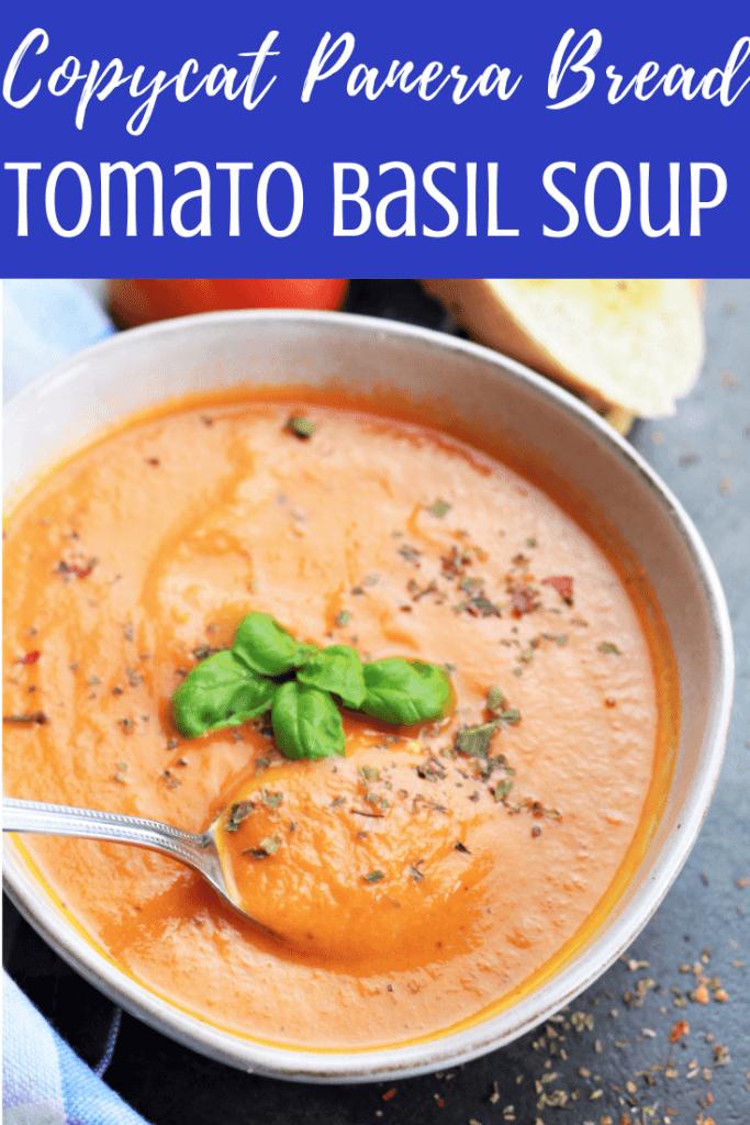 copycat paner bread tomato basil soup