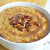 instant pot pumpkin quinoa porridge (9)