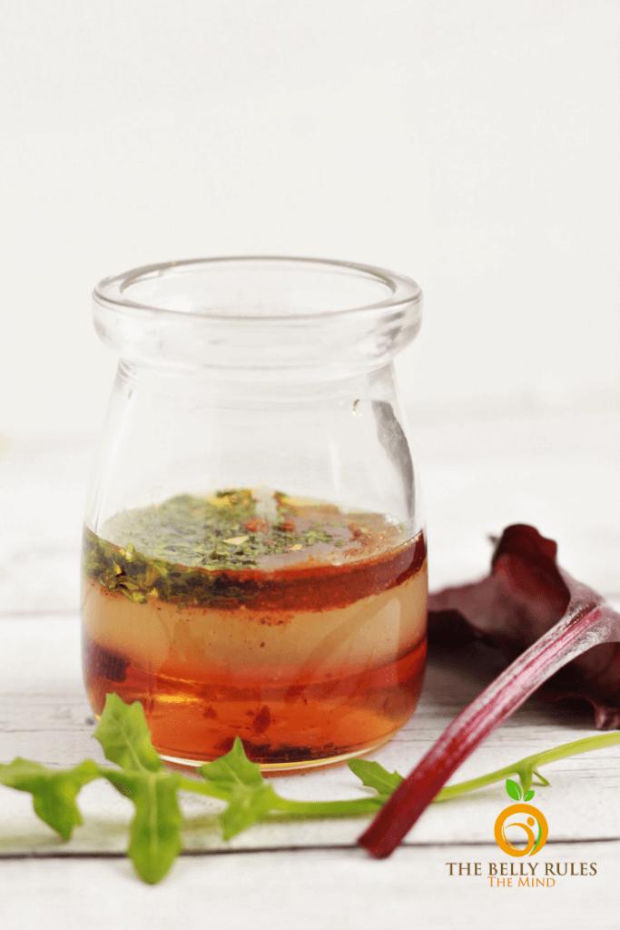 lentil salad dressing