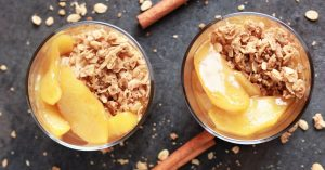 easy instant pot gluten free apple crisp recipe