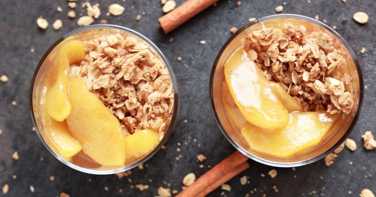 easy instant pot gluten free apple crisp recipe