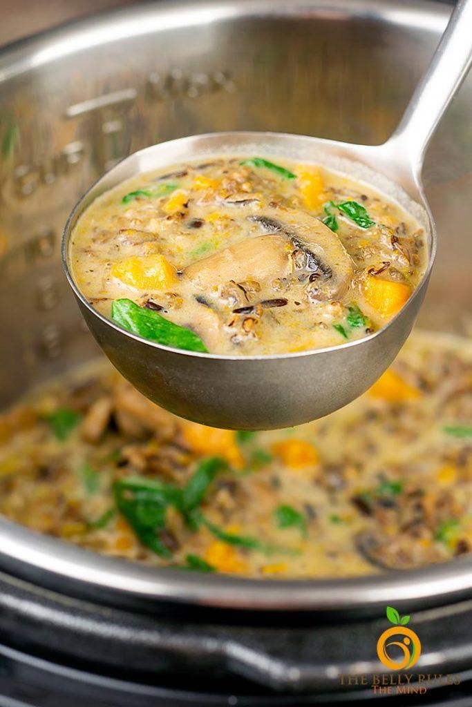 wild rice soup recipe