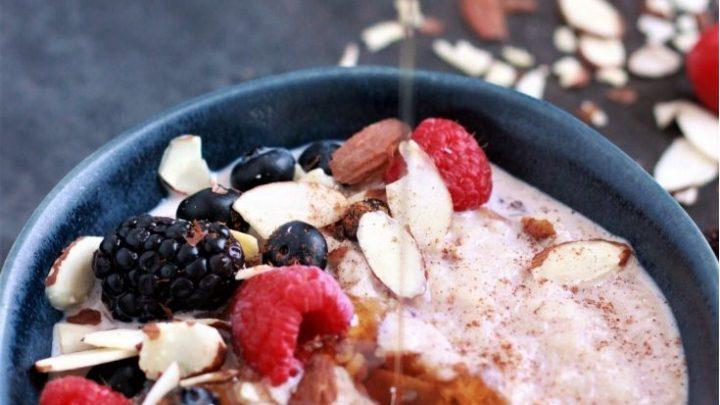 Breakfast Rice Porridge Recipe