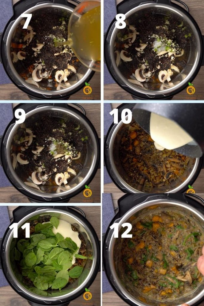 wild rice soup instructions 1