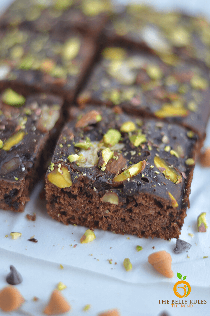 eggless brownies from scratch