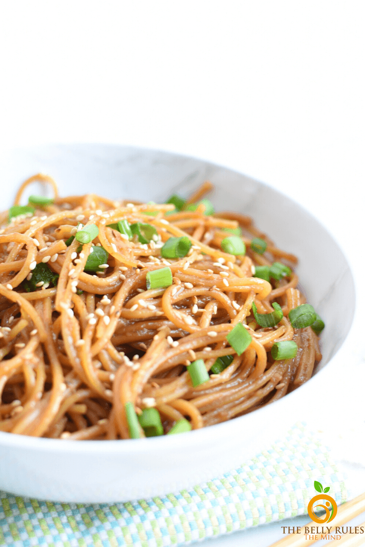 best Instant pot garlic noodles