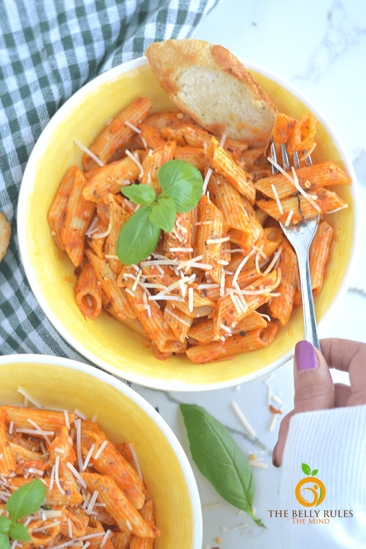 Best Instant Pot Penne Pomodoro Recipe