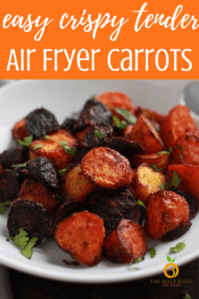 air fryer carrots recipe
