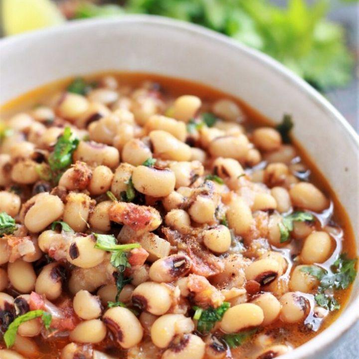 vegan black eyed peas recipe