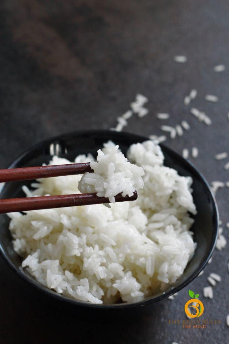 instant pot jasmine rice fi