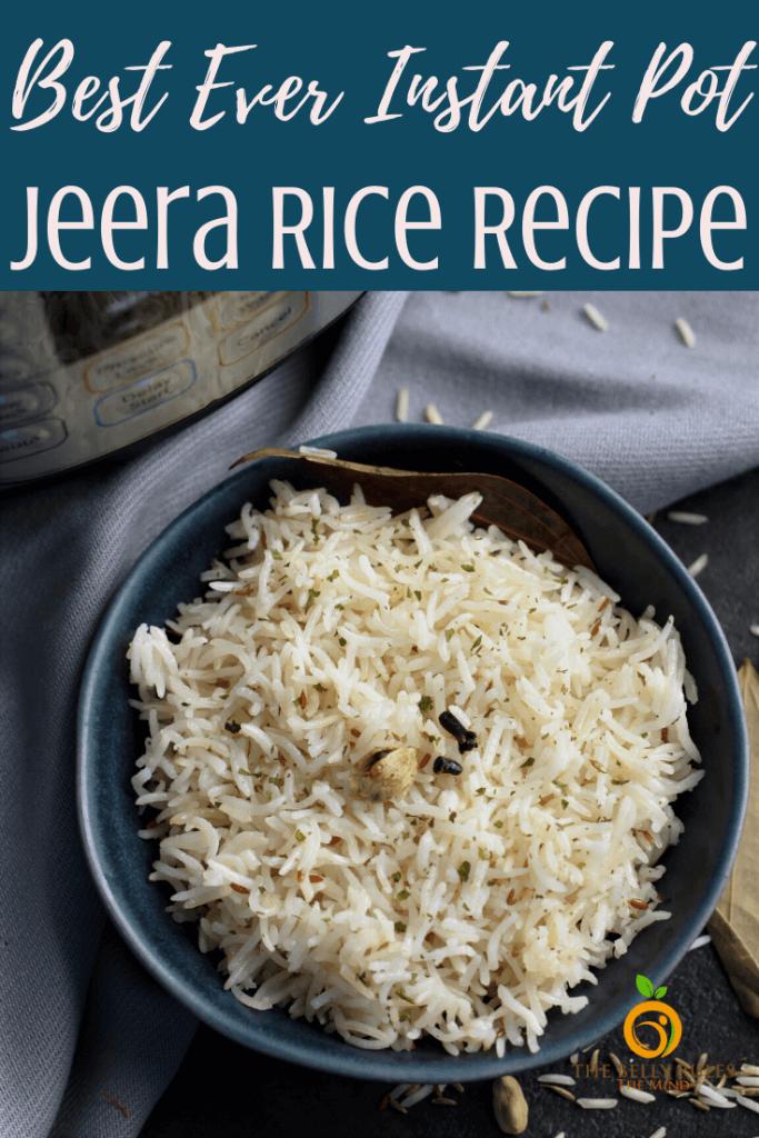 How to make Jeera Rice or cumin Rice Recipe