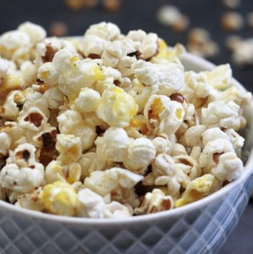homemade instant pot popcorn