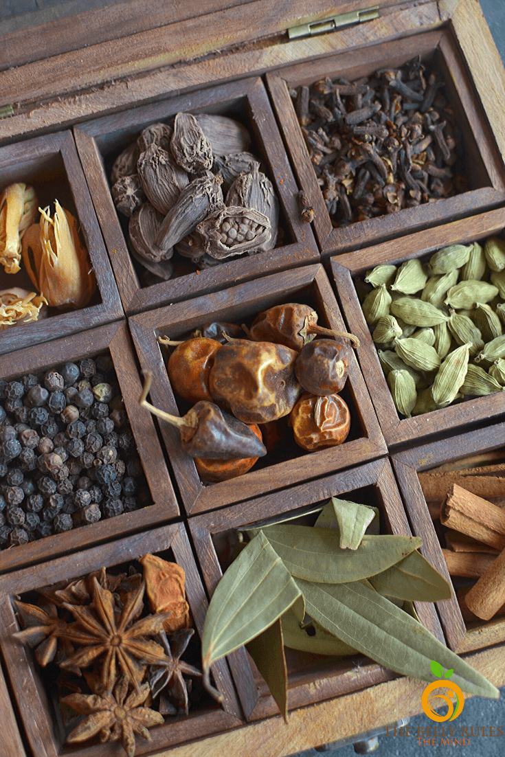 Indian Spice Box Guide