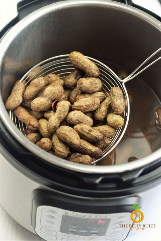 instant pot boiled peanuts recipe