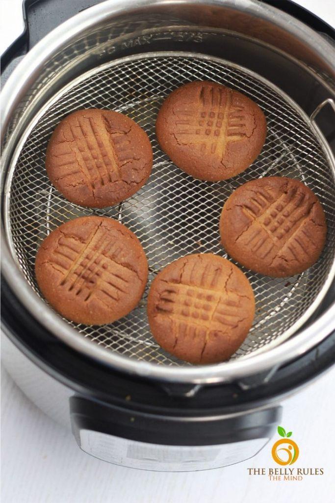 vegan peanut butter oatmeal cookies recipe