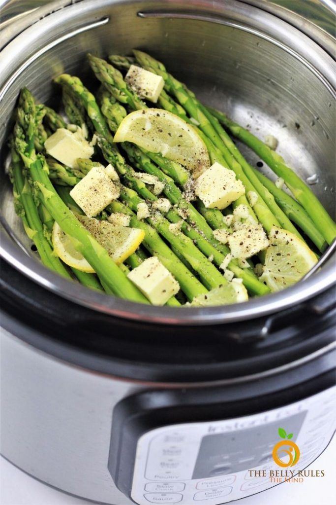 asparagus in instant pot