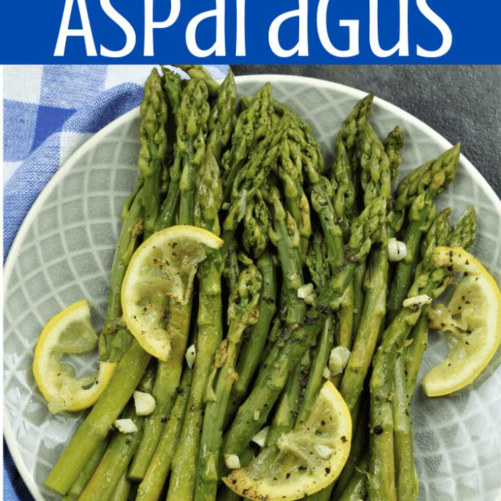 instant pot asparagus recipe