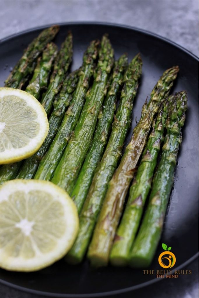 Keto Air Fryer Asparagus