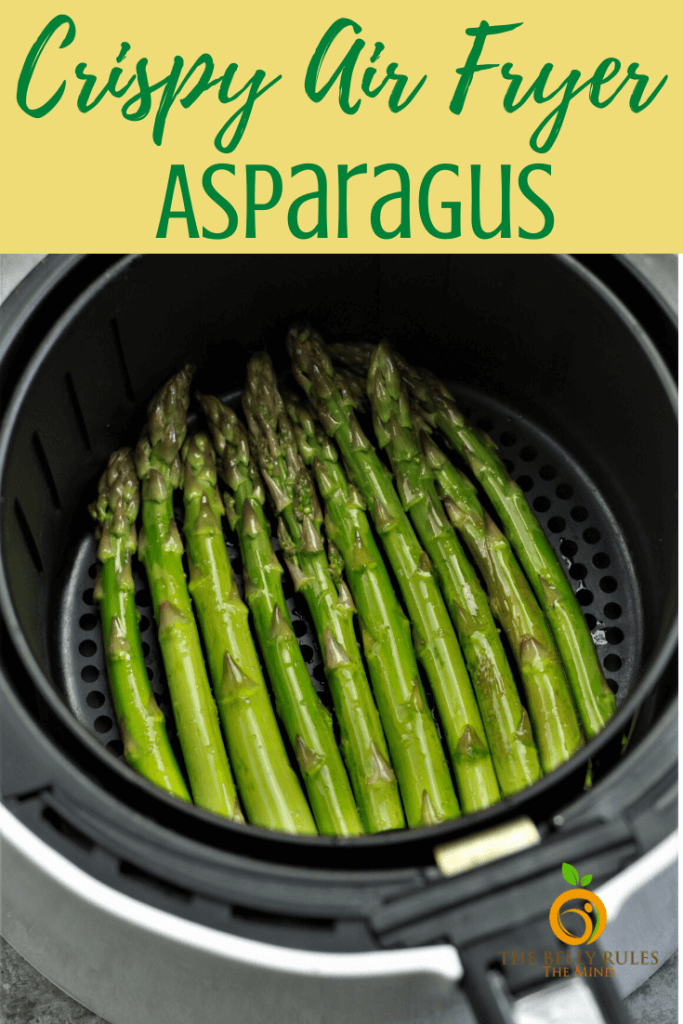 Crispy Air Fryer Asparagus