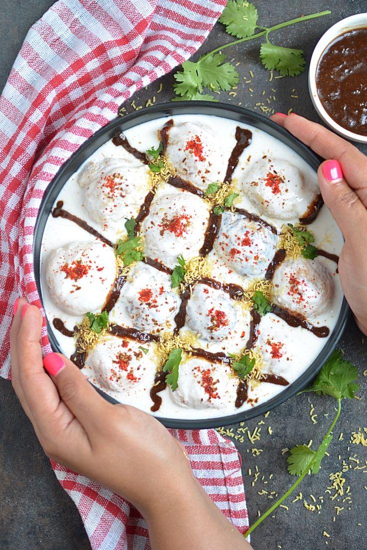 Dahi Vada / Dahi Bhalla Recipe