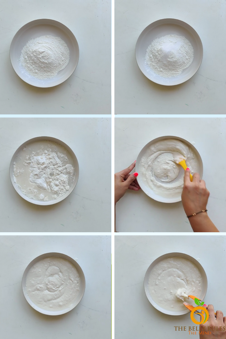 orange cauliflower step by step