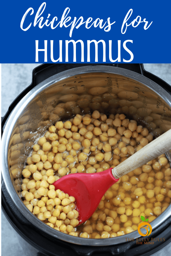 Chickpeas for Hummus