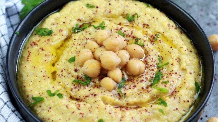 Hummus Instant Pot