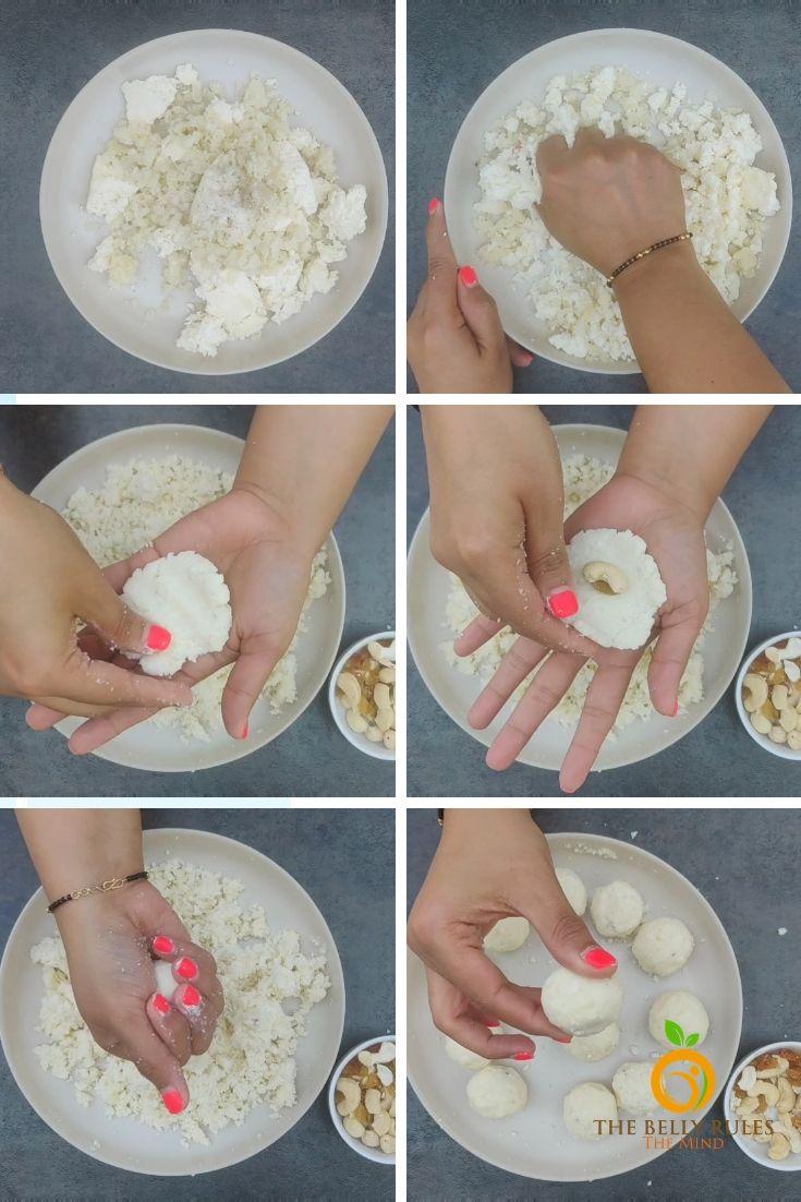 Malai kofta step by step recipe (1)