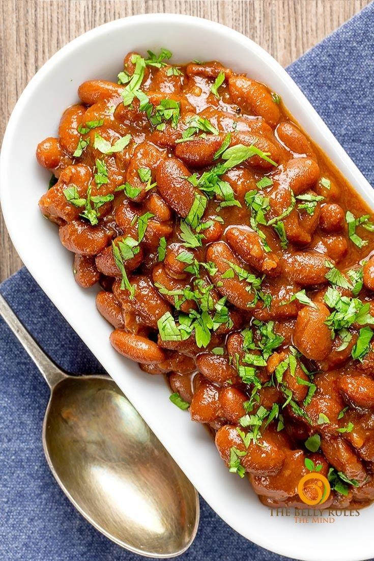 Baked beans, instant pot baked beans