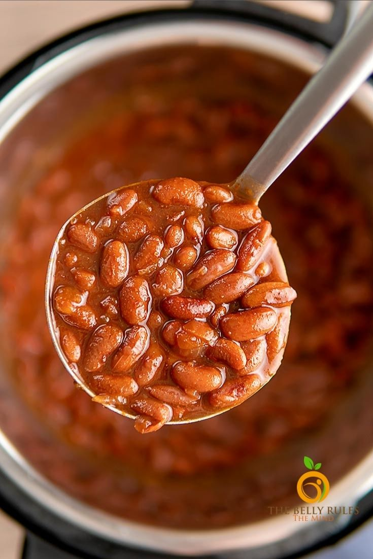 ultimate baked beans