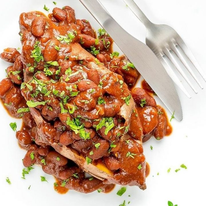 Instant- Pot Baked Beans