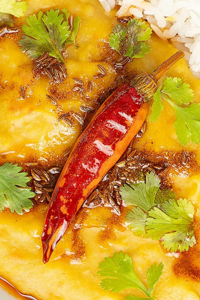 yellow dal tadka recipe