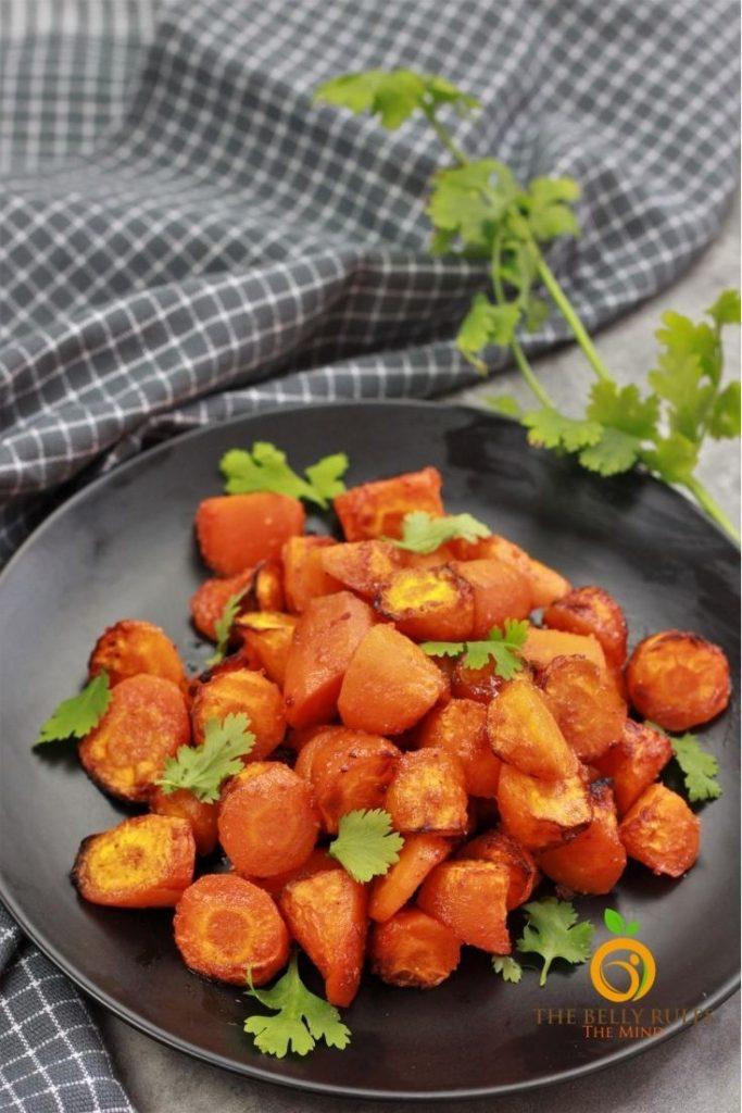 carrots air fryer