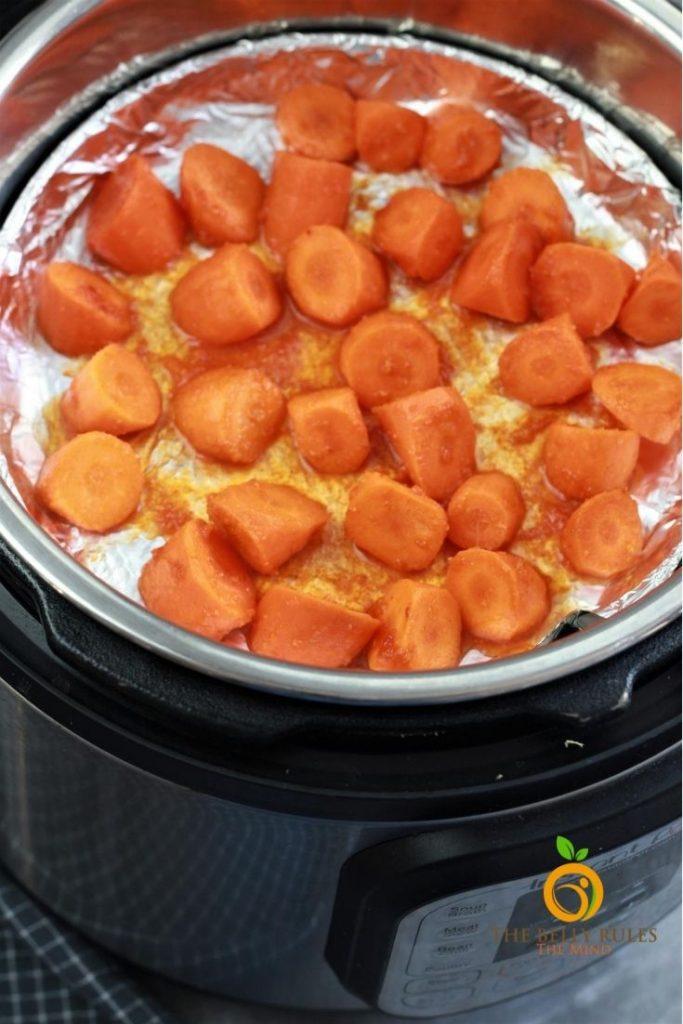 crisp lid air fryer carrots