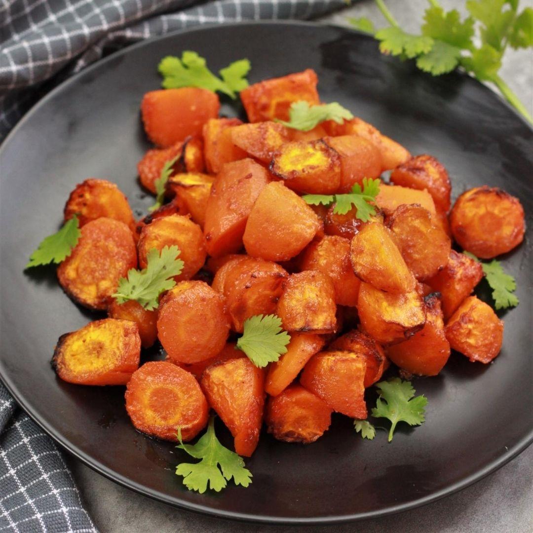 Air Fryer carrots recipe